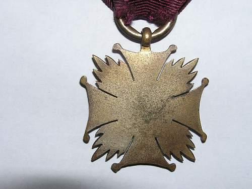 Click image for larger version.  Name:srebrny krzyż zasługi-1923 3.jpg Views:57 Size:68.1 KB ID:103149