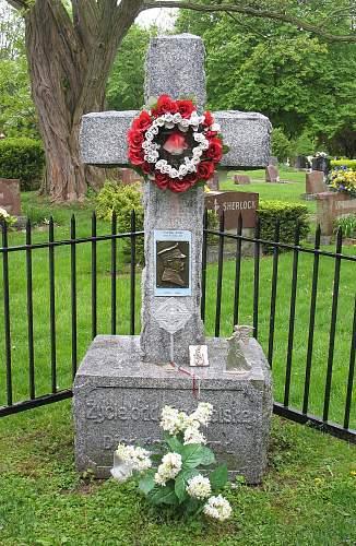 Blue Army cemetery, Niagara on the Lake