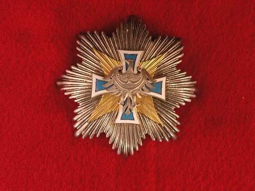 Polishboys silesian grand cross set