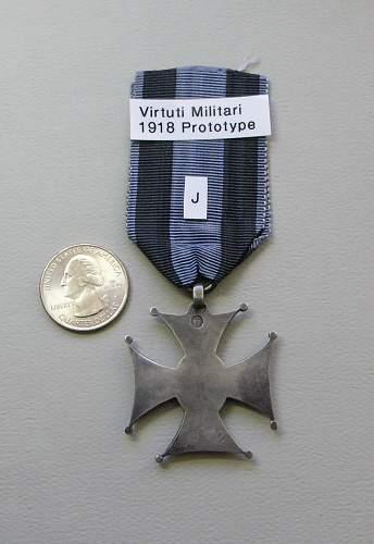 POLISHBOYS POLISH 5th CLASS VIRTUTI-MILITARI'S