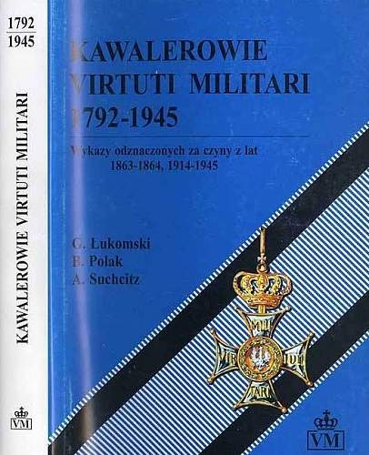 Find out info about Virtuti Militari recipient?