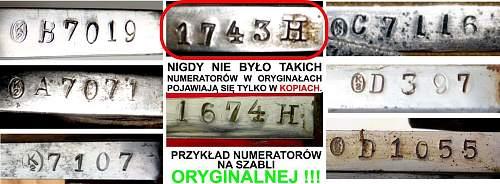 """Polish """"Szabla""""  Wz.1934"""