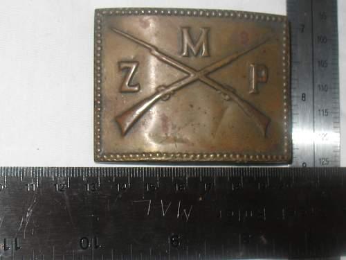 Click image for larger version.  Name:Polish Ulhans Belt Buckle.jpg Views:505 Size:214.9 KB ID:116080