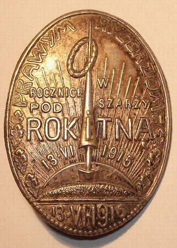 Click image for larger version.  Name:Rokitna 13.IV.1915 1916r.jpg Views:138 Size:115.9 KB ID:116324