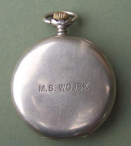 Click image for larger version.  Name:MS Wojsk Jeznacki pocket watch 002.jpg Views:249 Size:80.0 KB ID:118705