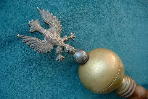 Identification - Polish Military Baton?