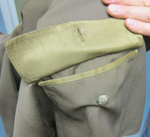 Wz.36 Polish Army Infantry Officer's professionally restored Garrison tunic and breeches