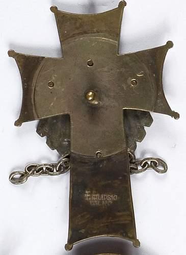 76th Infantry Regiment Breast Badge