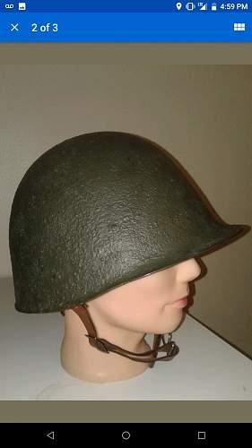 Polish helmet in eBay