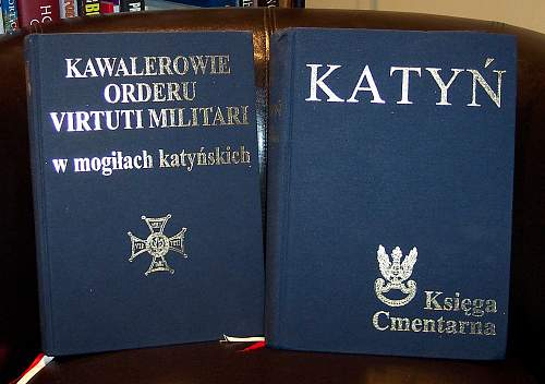 Click image for larger version.  Name:Katyn books 002.jpg Views:126 Size:174.4 KB ID:130631