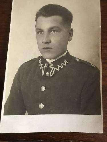 Help with mystery soldier
