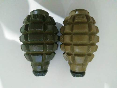 Polish Defensive Grenade