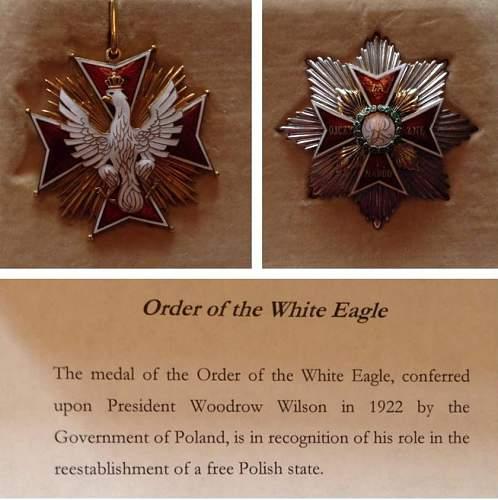 """""""Order Orła Białego"""" original or fake"""