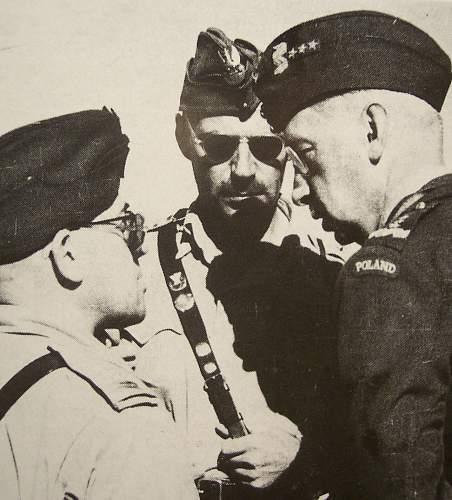 Pilsudski Rifleman Badge with Russian Spinner?