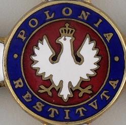 Polonia Restituta Cross with case Fake or original?