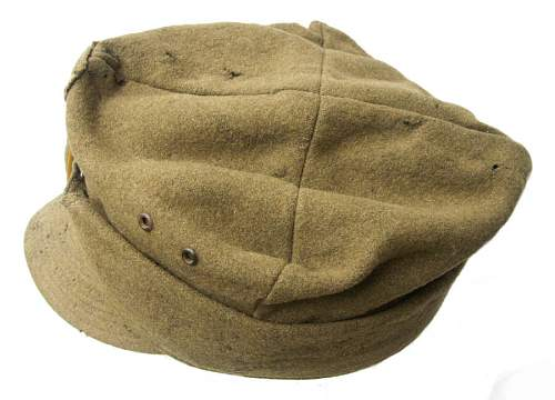 Click image for larger version.  Name:Wz.37 Polish Field Cap (Pre-1939) 4.jpg Views:441 Size:87.6 KB ID:160689