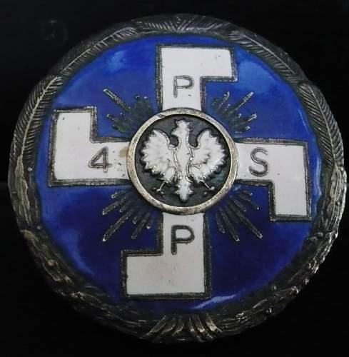 Click image for larger version.  Name:4 Pulk Strzelc�w Podhalanskich 2.jpg Views:172 Size:76.1 KB ID:177232