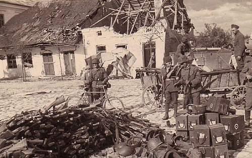 Polish Warzawa Ammo can
