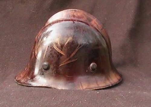 Wz35 Polish helmet? vulkanviber