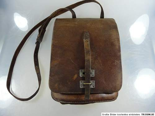 Pre-war Polish Officers Document Cases - Type A and B - My pre-war Officer's Document Case ?
