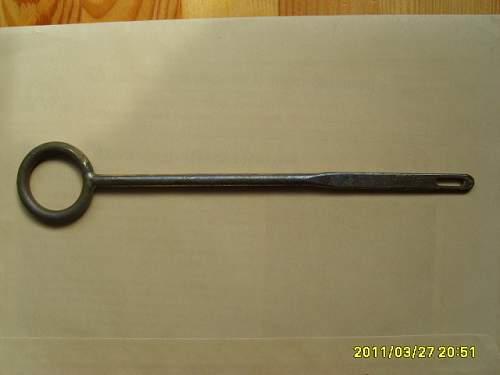 100% original Wz.35 Radom Vis stripping tool ?