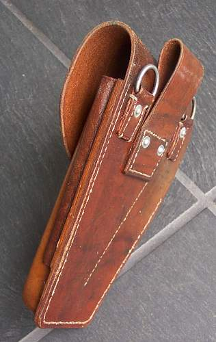 Reproduction VIS 35 holster