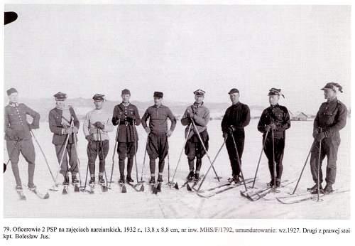 Brzuchowice koszary winter skiing school....?