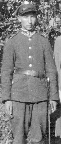 Help with a uniform