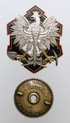 Click image for larger version.  Name:Szkoła Podchorążych Saperów6500zl.jpg Views:100 Size:170.6 KB ID:251216