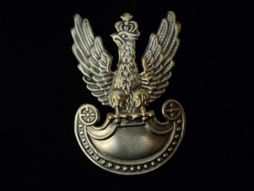 Polish insignias  original ?