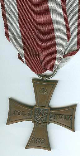 Is this a Polish medal?