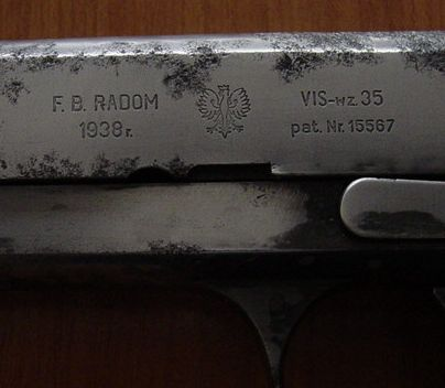 1939 dated Wz.35 Polish Vis Pistol, in firing condition, in storage, for Sale or Trade
