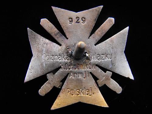 Click image for larger version.  Name:Zwiazek bylych ochotnikow armii polskiej - b.jpg Views:62 Size:243.0 KB ID:285422