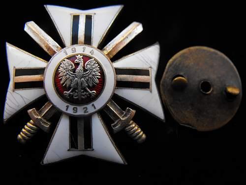 Click image for larger version.  Name:Zwiazek bylych ochotnikow armii polskiej - a.jpg Views:64 Size:223.0 KB ID:285423