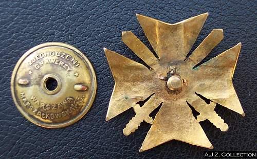 Click image for larger version.  Name:Ochotnikow Armii Polskiej 005.jpg Views:62 Size:225.9 KB ID:285438