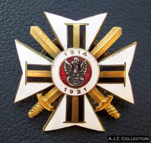 Click image for larger version.  Name:Ochotnikow Armii Polskiej 002.jpg Views:238 Size:199.9 KB ID:285439