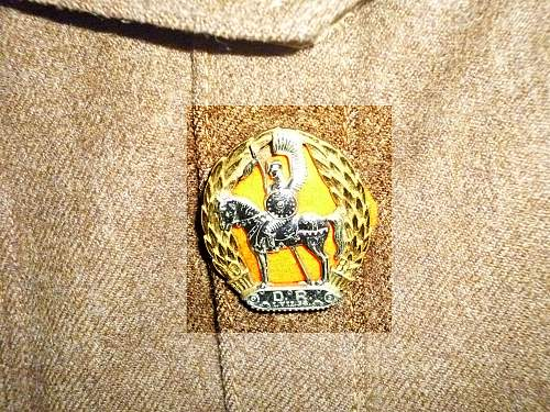 Click image for larger version.  Name:10th Dragoons badge zoom with image adjustment.jpg Views:378 Size:284.1 KB ID:286245