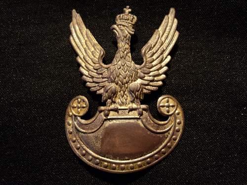 Polish eagle  Pre-war?