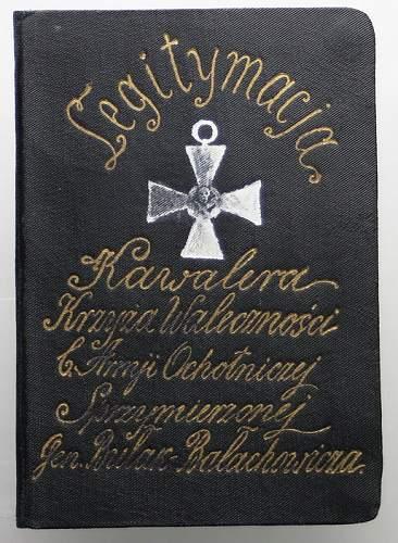 Click image for larger version.  Name:Gwiazda bylej Armii Ochotniczej Generala Bulak Balachowicza  a.jpg Views:155 Size:173.2 KB ID:289931