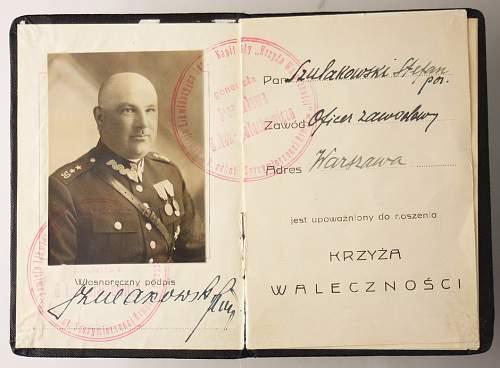 Click image for larger version.  Name:Gwiazda bylej Armii Ochotniczej Generala Bulak Balachowicza d.jpg Views:116 Size:176.5 KB ID:289932