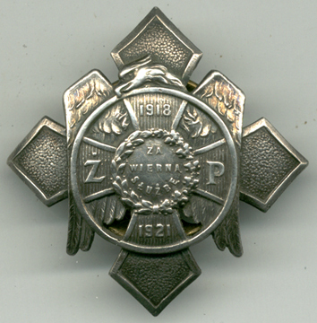 Pre-war Badge thread