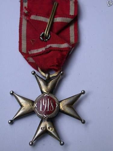 The Order of Poland Restored (Polonia Restituta)