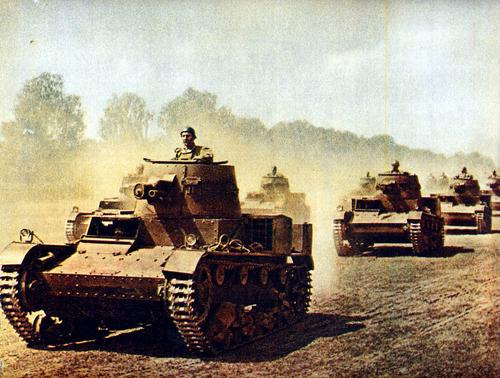 Name:  Polish 7TP tanks Wolyn Manouvres 1938.jpeg