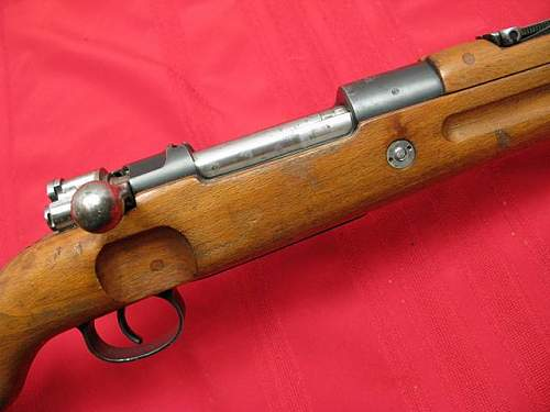 Click image for larger version.  Name:1938 wz.29 mauser receiver right side.jpg Views:415 Size:38.0 KB ID:348830