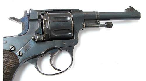 Click image for larger version.  Name:F.B.Radom NG 30 revolver right side close up 2495 USD.jpg Views:389 Size:63.4 KB ID:348980