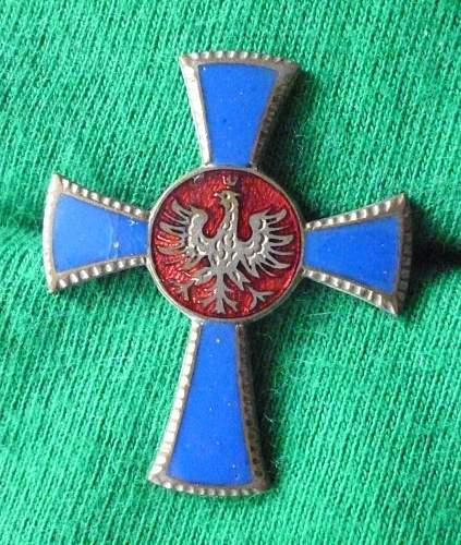 Polish Grey Samaritans...Polish- Bolshevik 1918-1921