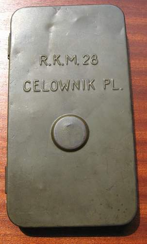 Click image for larger version.  Name:rkm wz.28 anti aircraft sight box cover.jpg Views:209 Size:191.0 KB ID:355607