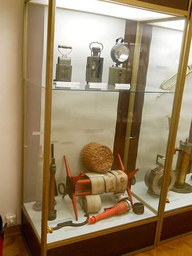Polish fire brigade equipment pre ww2