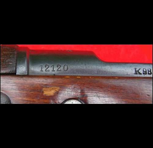 Click image for larger version.  Name:Polish 1927 P.W.K. Radom K98 close up.jpg Views:51 Size:41.9 KB ID:371009