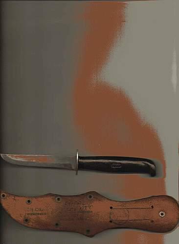 Some kind of Polish dagger